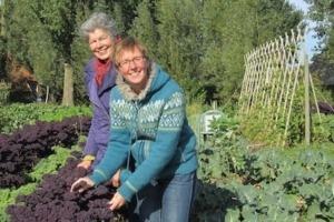 Janet en Tine van Roeach